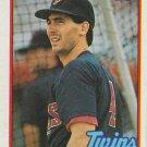 1989 Topps 376 Steve Lombardozzi
