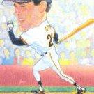 1991 Score 664 Will Clark AS
