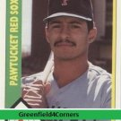 1990 Pawtucket Red Sox CMC #20 Mickey Pina