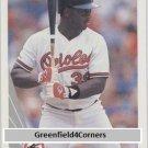 1990 Leaf 92 Randy Milligan