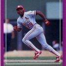 1988 Score 68 Vince Coleman
