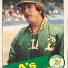 1985 Topps Traded #118T Tom Tellmann