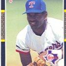 1987 Donruss #346 Ruben Sierra RC