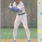 1988 Fleer Star Stickers #38 Paul Molitor