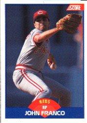 1989 Score #575 John Franco