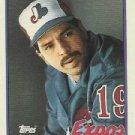 1989 Topps 228 Nelson Santovenia