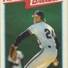 1989 Topps 6 Doug Jones RB UER/Earns His 15th/Straight