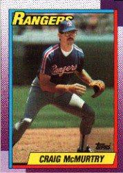 1990 Topps 268 Rob Murphy