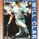 1990 Topps 397 Will Clark AS