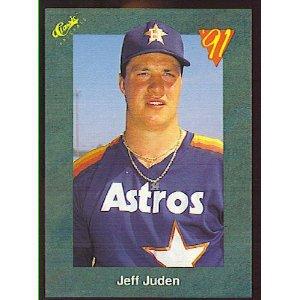 1991 Classic III #T43 Jeff Juden