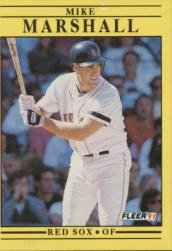 1991 Fleer #478 Tim Hulett