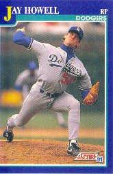 1991 Score 155 Kenny Rogers
