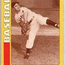 1991 Swell Baseball Greats #59 Sal Maglie