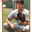 1991 Topps 218 Rick Parker