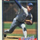 1991 Topps 631 Mike Morgan