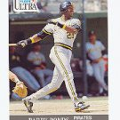 1991 Ultra #275 Barry Bonds