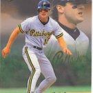 1993 Flair #117 Andy Van Slyke