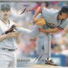 1993 Flair #210 David Wells