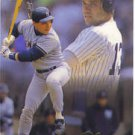 1993 Flair #248 Jim Leyritz