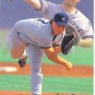 1993 Flair #254 Bob Wickman