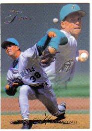 1993 Flair #51 Chris Hammond