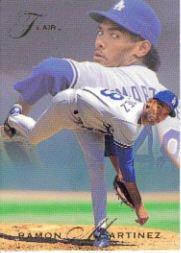 1993 Flair #73 Ramon Martinez