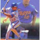 1993 Flair #80 Wil Cordero