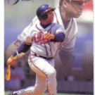 1993 Flair #9 Terry Pendleton