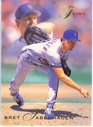1993 Flair #96 Bret Saberhagen