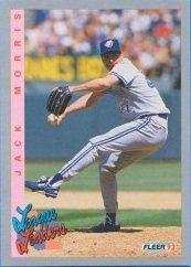 1993 Fleer #347 Jack Morris LL