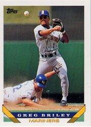1993 Topps 14 Greg Briley
