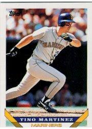 1993 Topps 232 Tino Martinez