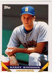 1993 Topps 539 Kerry Woodson