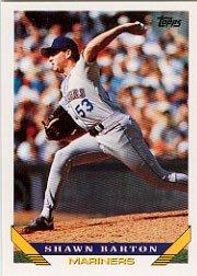 1993 Topps 569 Shawn Barton RC