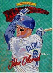 1994 Donruss Diamond Kings #DK24 John Olerud