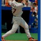 1995 SP Championship Die Cuts #137 Jason Bere