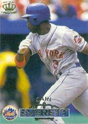 1996 Pacific #233 Jeff Manto ( Baseball Cards )