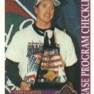 1996 Score #517 Tom Glavine CL