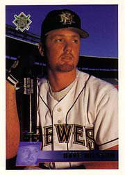 1996 Topps #302 Dave Nilsson