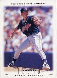 1996 Upper Deck #103 Dennis Martinez YH