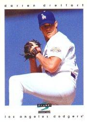 1997 Score 206 Darren Dreifort