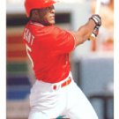 1997 Score 268 Ron Gant
