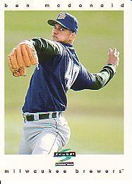 1997 Score 27 Ben McDonald