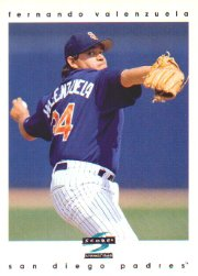 1997 Score 272 Fernando Valenzuela