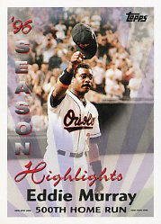 1997 Topps #462 Eddie Murray SH