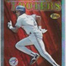 1997 Topps Season's Best #SB23 Otis Nixon