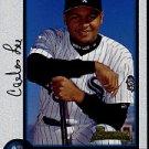 1998 Bowman #428 Carlos Lee RC