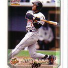 1998 Pacific Invincible Gems of the Diamond #11 Jeffrey Hammonds