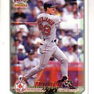 1998 Pacific Invincible Gems of the Diamond #19 Mike Benjamin