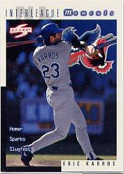1998 Score #262 Eric Karros IM